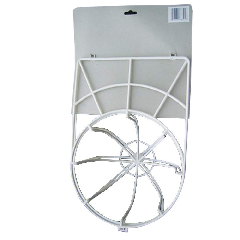 Loprt Ball Cap Cleaner for Baseball Caps Curved Bill,Plastic Hat Holder Frame Cage Basket,Hat Wash Protector Cleaning Shaper Rack