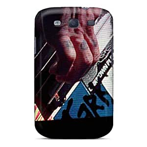 IanJoeyPatricia Samsung Galaxy S3 Excellent Hard Cell-phone Cases Unique Design Fashion Red Hot Chili Peppers Pattern [ReH6638CKsD]