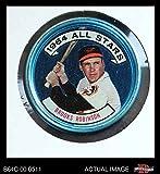 1964 Topps Coins # 125 All-Star Brooks Robinson Baltimore Orioles (Baseball Card) Dean's Cards 4 - VG/EX Orioles