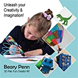 BEARY PENN Unique 3D Pen for Kids & Adults