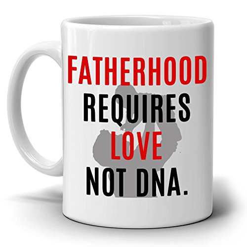 Perfect Dad Papa Daddy Fatherhood Gifts This Fathers Day Coffee Mug, Printed on Both - Gift Co Uk Voucher Amazon