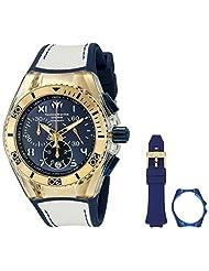 Technomarine 'Cruise California' Swiss Quartz Stainless Steel Casual Watch (Model: TM-115018) by TechnoMarine