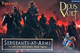 Sergeants at Arms - 28mm Hard Plastic figures by Fireforge Games by Fireforge Games