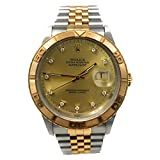Rolex Datejust turn-o-graph swiss-automatic mens Watch 16263 (Certified Pre-owned)