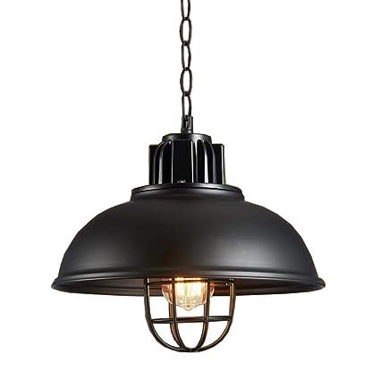 Nordic Simple Pot Lid Pendant Lights American Rustic Industrial ...