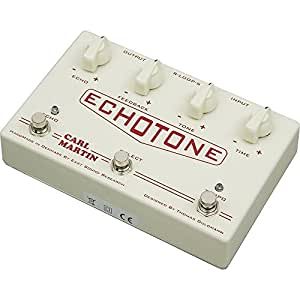carl martin echotone echo and delay effects pedal musical instruments. Black Bedroom Furniture Sets. Home Design Ideas