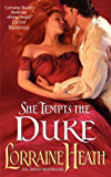 She Tempts the Duke (Lost Lords of Pembrooke Book 1)