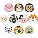[The Face Shop] Animal Character Mask Sheet