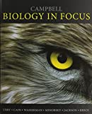 Campbell Biology in Focus and Modified MasteringBiology with Pearson EText -- ValuePack Access Card Package, Urry, Lisa A. and Cain, Michael L., 0321932838