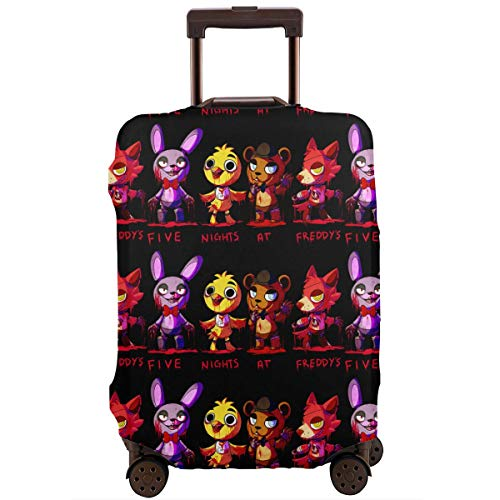 Rmoye Five Nights at Freddy's Character Travel Luggage Protective Covers for 18