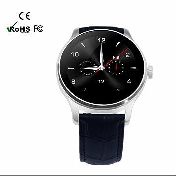 Reloj Inteligente para Hombre y Mujer,alta sensibilidad ...