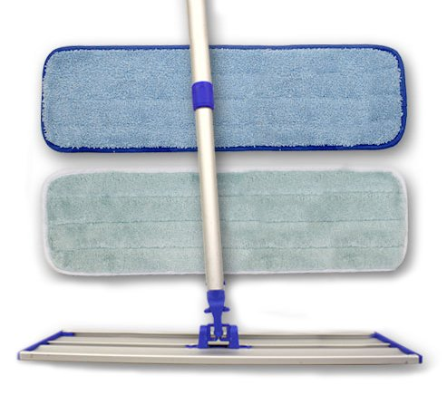 Shaw Vibrant Mop Kit (1 Mop Handle/Head + 2 Microfiber Pads) by Shaw (Image #2)