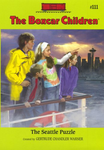 The Seattle Puzzle (Boxcar Children Mysteries) - Book #111 of the Boxcar Children
