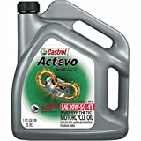 Castrol Actevo X-Tra 4T Synthetic Blend - 20W50-1gal. 03139