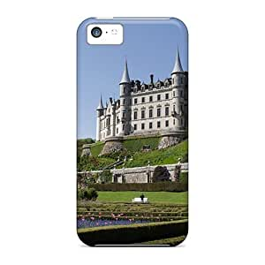 For Iphone 5c Dunrobin Castle Scotl WithUnique iphone series covers protection Runing's case