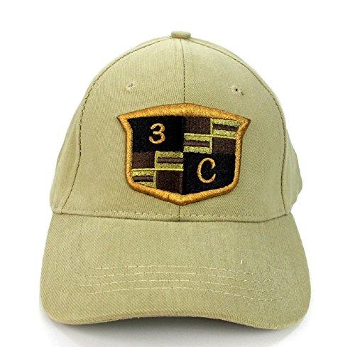 costumebase Cap Hat Seal Team 3 Platoon Charlie Navy Seal (Adjustable Womens Hat Charlie)