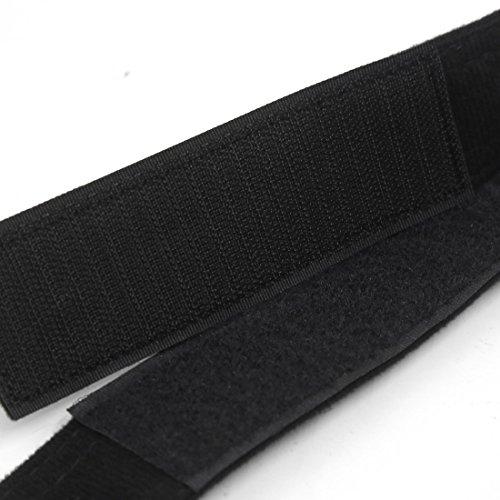 Amazon.com: eDealMax Universal Correa Ajustable de Malla inmovilizador del hombro, brazo, codo Cinturón Negro Band: Health & Personal Care