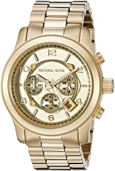 Michael Kors Mens Runway Chronograph Watch MK8077
