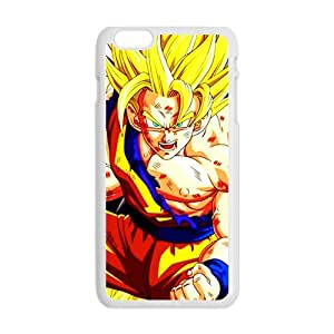 LINGH Dragon Ball muscular boy Cell Phone Case for iphone 4 4s