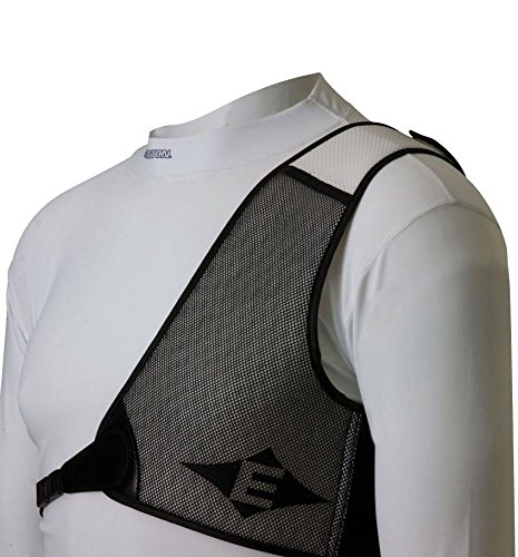 Easton Diamond Chest Guard LH White/Black
