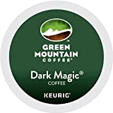 Green Mountain Coffee Dark Magic Keurig Single-Serve K-Cup Pods, Dark Roast Coffee, 72 Count (6 Boxes of 12 Pods)