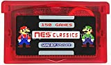 150 in 1 NES Classics Collection made for GBA Nintendo Game Boy Advance Multicart w/ Case