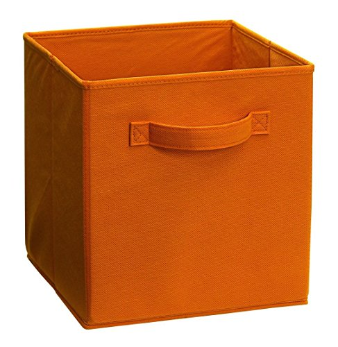 ClosetMaid Fabric Drawer, Fiesta Orange