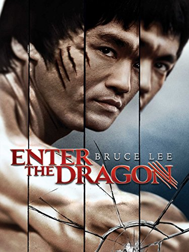 Enter the Dragon (1973) (Bruce Lee Enter The Dragon Blu Ray)