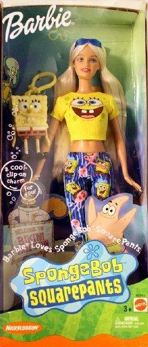 Mattel Barbie Loves Spongebob Squarepants - Pop Culture Barbie Doll]()