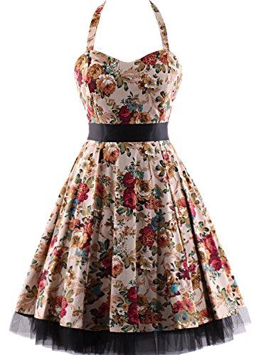 OTEN-Womens-Vintage-Polka-Dot-Halter-Dress-1950s-Floral-Sping-Retro-Rockabilly-Cocktail-Swing-Tea-Dresses