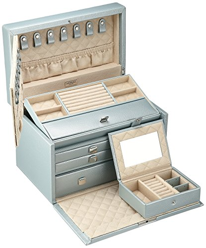 WOLF 315124 London Medium Jewelry Box, Ice by WOLF (Image #2)