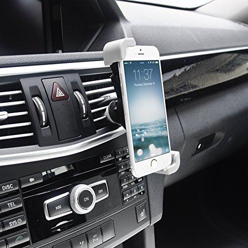 INN LIFE 3-in-1 Universal Car Mount for Smartphones - Black