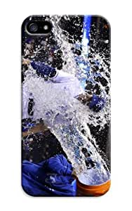 LarryToliver cheap iphone 5/5s SoftGel Flexible Case Customizable Baseball Tampa Bay Rays and All Carriers