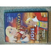 El Pequeno Vikingo Jose Y El Manto De Muchos Colores Children's Animated in English and Spanish
