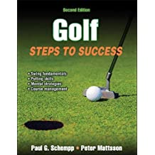 Golf-2nd Edition: Steps to Success (Steps to Success Activity Series)