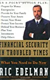 Financial Security in Troubled Times, Ric Edelman, 0060094036