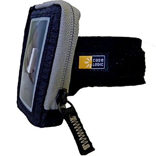 Case Logic Small MP3 Armband Holder strapping by Case Logic
