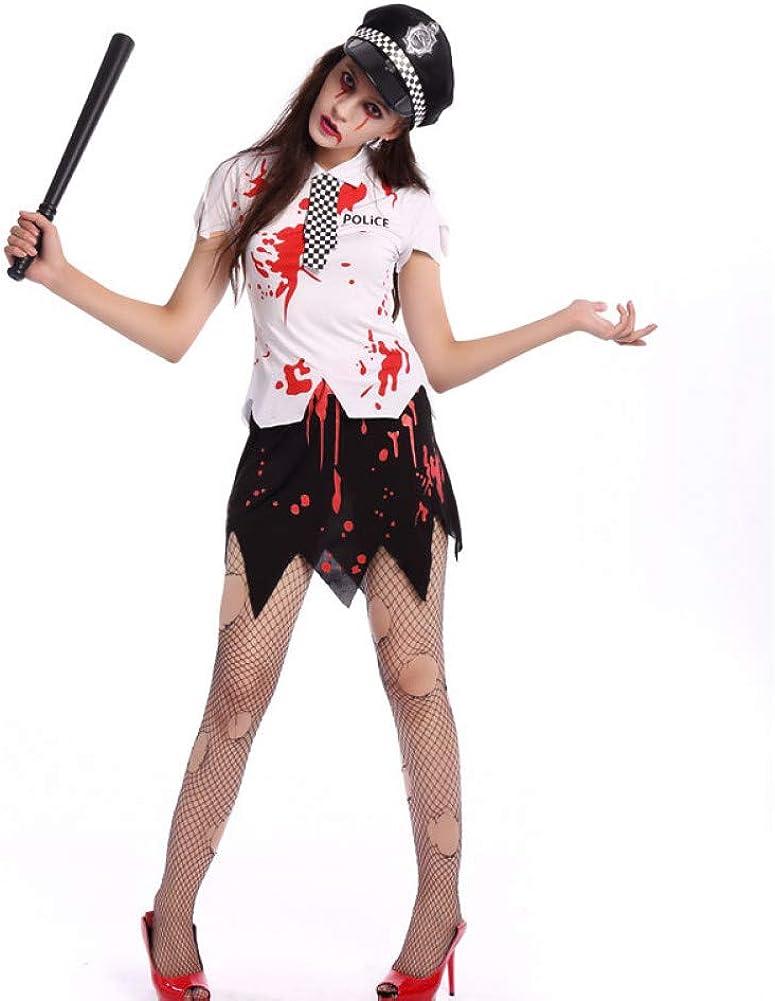 ZAOWEN Disfraz De Halloween Disfraz De Mujer De Halloween Cosplay ...