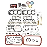 Evergreen Engine Rering Kit FSBRR2034EVE 95-04 Toyota 4Runner Tacoma 5VZFE Full Gasket Set, Standard Size Main Rod Bearings, Standard Size Piston Rings