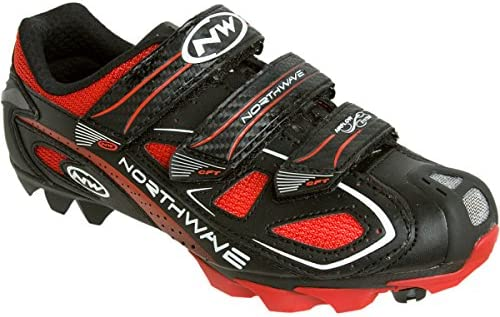 Northwave Calma Zapatos MTB/Spinning Rebel 3 V Black/Red Size 40 ...