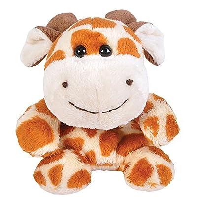 Giraffe Bean Filled Plush Stuffed Animal: Toys & Games