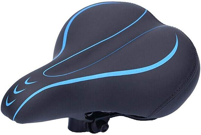 MOGOI Cubierta de Asiento de Bicicleta cómoda, 27x 19,5 cm ...