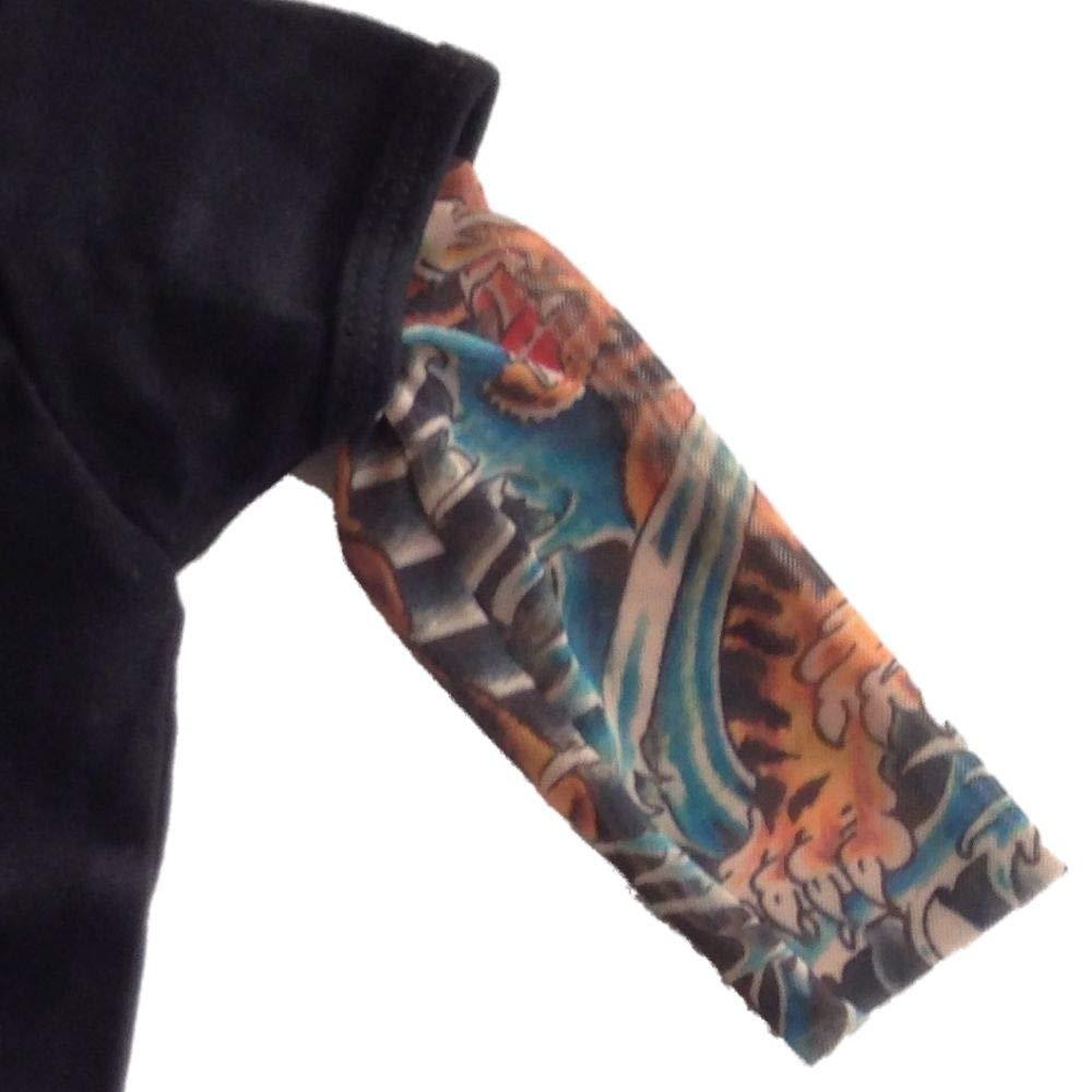 Amazon.com: Wild Rose tatuaje Funda Baby Boys Camisa, IKandy ...