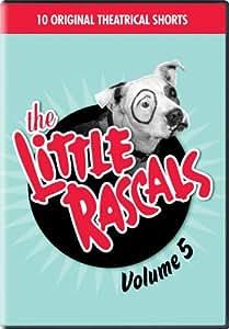 The Little Rascals Vol 5