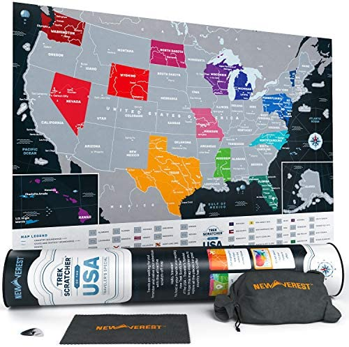 Newverest Scratch Off United States product image