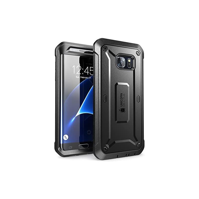 Galaxy S7 Edge Case, SUPCASE Full-body R