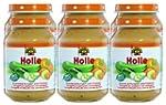 Holle Organic Baby Vegetable Jars - Z...