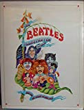 img - for The Beatles Illustrated Lyrics book / textbook / text book