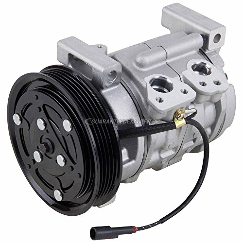 - AC Compressor & A/C Clutch For Suzuki Vitara Chevy Tracker 2.0L 4-Cyl 1999 2000 2001 2002 2003 - BuyAutoParts 60-00808NA NEW