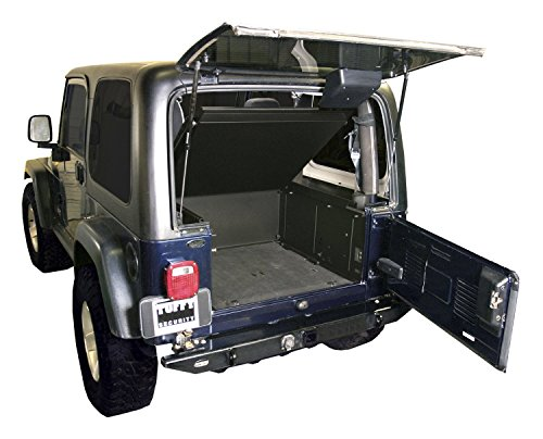 Tuffy Jeep Security Deck Enclosure product image